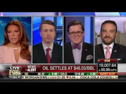 """Harlan Hill on Fox Business """"Intel Report w/ Trish Regan"""" (11/22/16) - Part 2"""