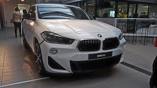 BMW X2 S Drive 20i 2018 Exterior & Interior Review +Walkround