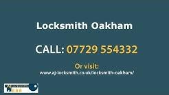 Locksmith Oakham   24 Hour Emergency Oakham Locksmiths