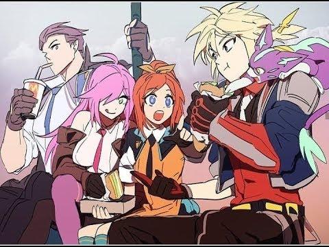 Battle Academia Skins Anime Trailer - League of Legends
