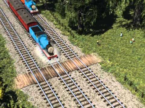 Thomas And Friends The Birthday Express - FULL VIDEO
