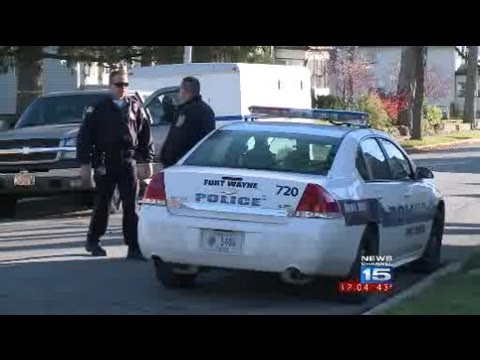 Police investigating possible meth lab in Fort Wayne house - YouTube