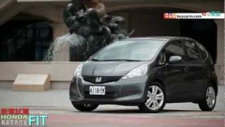更對味New Honda Fit Video