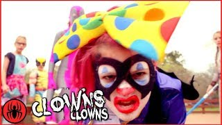 Clowns Series Part 1.5 SuperHero Kids