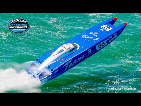 Offshore Superboats Rd 2, Mackay Qld, August 7th, 2016
