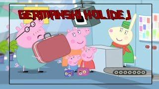 Peppa Pig Parody - Germanski Holidej (Na Makedonski Nacin)