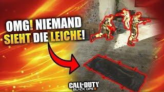 OMG! NIEMAND SIEHT DIE LEICHE! | BLACK OPS 3!