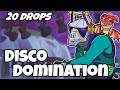 I Dropped Disco Domination 20 Times And This Is What Happened (Fortnite)