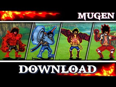 🔰 [ JUMP FORCE ] Luffy all transform: Gear 5, Gear 4, Gear Second, Tank Man, Snake Man, Pound Man