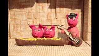 """""""Schwein gehabt"""" FÖJ Seminar 2012 in Lützensömmern"""