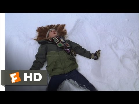 Snow Day (4/9) Movie CLIP - The Perfect Snow Angel (2000) HD