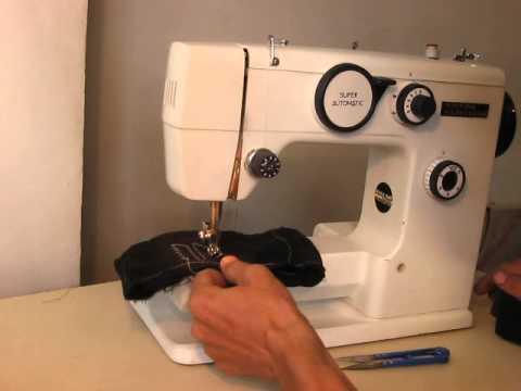 Riccar 9610 швейная машина инструкция
