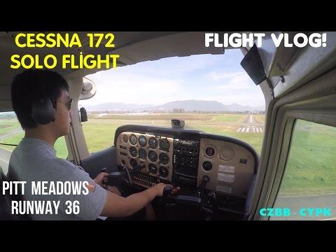 FLIGHT VLOG - Boundary Bay to Pitt Meadows | Cessna 172 | ATC Audio