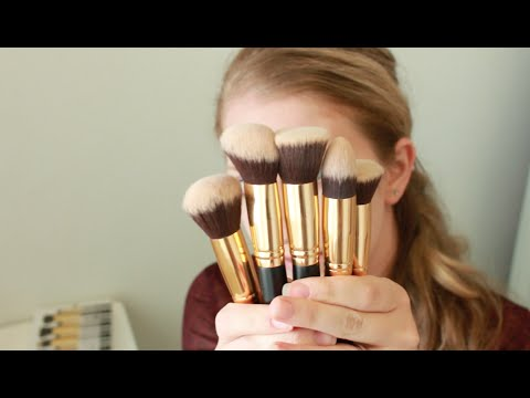 b633f59513b2 Review of BH Cosmetics 10 Piece Sculpt and Blend Brush Set - YouTube
