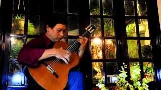 Hòn Vọng Phu - Guitar Classic.