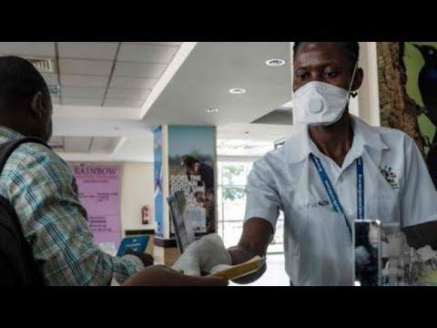 Coronavirus: un mort au Burkina, la psychose en Afrique du Sud… BBCInfos
