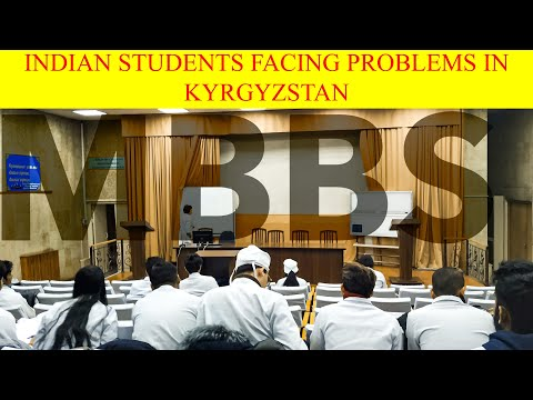 Problems INDIAN faces in kyrgyzstan 😟
