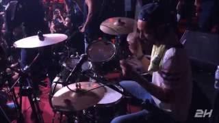 Qi Razali (OAG) / Don't Look Back In Anger (Live Drum Cam at Drug Youth Day - Music Festival)