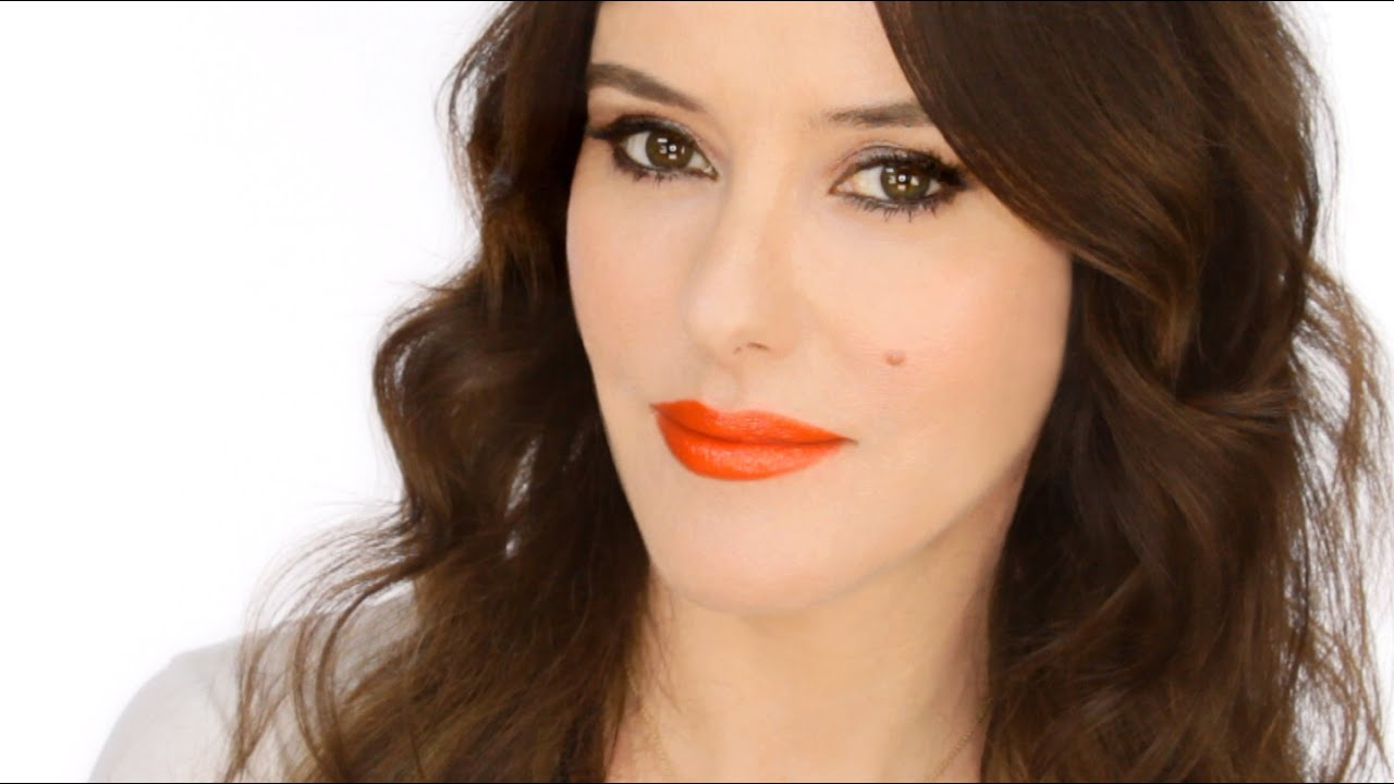 Keira Knightley Red Carpet Look How To Wear An Orange