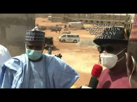Download Zagayawa da Gwamna Wike na River a Asibitin koyarwa ta Jamiar jihar Sokoto