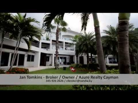 Seaview Penthouse, Ocean front, Grand Cayman, Azure Realty Cayman