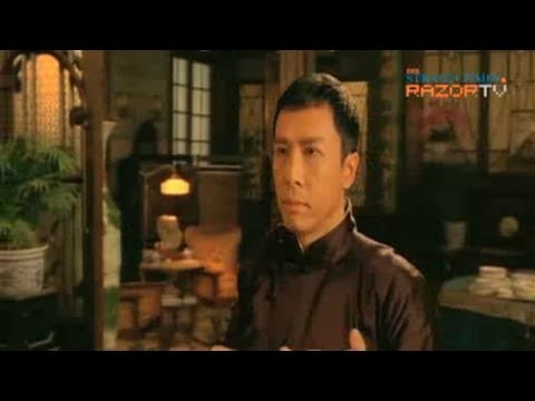Ip Chun: Donnie vs Dennis Ip Man 3 cast Pt 1
