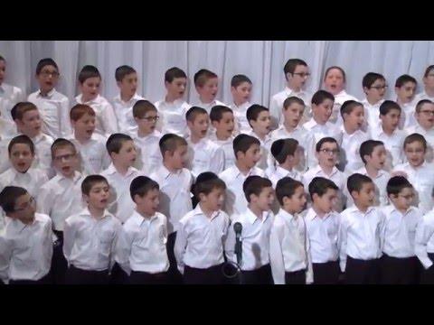 Yeshiva Orchos Chaim 14th Annual Dinner 1/17/15 Choir YOC