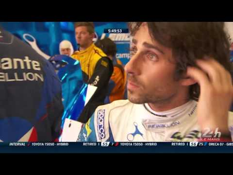 2017 24 Hours of Le Mans - Race hour 19 - REPLAY