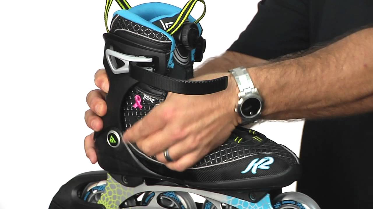 K2 Alexis 84 Boa Inline Skates for Women 2012 - YouTube 1ed0304ae9
