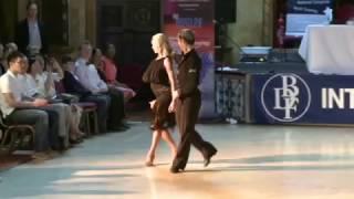 Riccardo Cocchi & Yulia Zagoruychenko | основная задача танца Самба. Конгресс Блэкпул