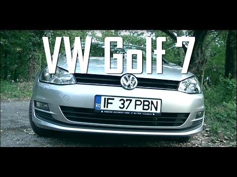 Volkswagen Golf 7 2013 (www.buhnici.ro)