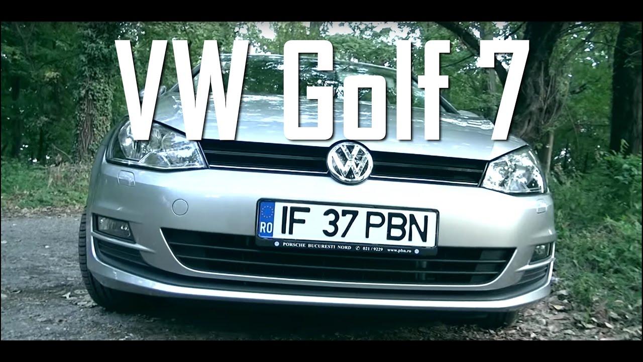 REVIEW - Volkswagen Golf 7 2013 (www.buhnici.ro)