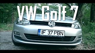 REVIEW - Volkswagen Golf 7 2013 (www.buhnici.ro)