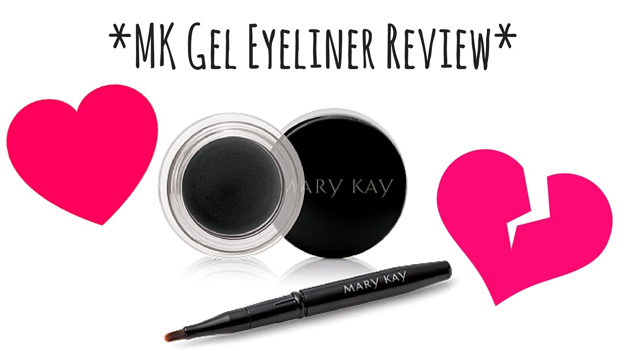 Mary Kay Review: Gel Eyeliner
