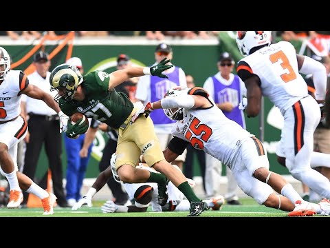 Highlights: Oregon State football stumbles in opening loss to Colorado State