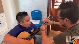 CAS | Meet the Teacher | Daniel Torres: Piano & Guitar