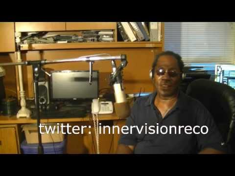 Innervision with Johnnie Johnson, 16 May 2012, Demonstration of In House Radio Studio by Blind DJ