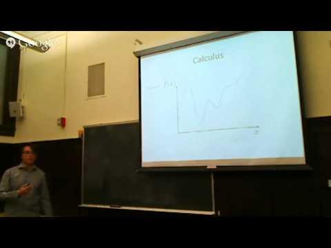 CSAAW: Chris Miles (Physics) on Optimal Fluid Mixing