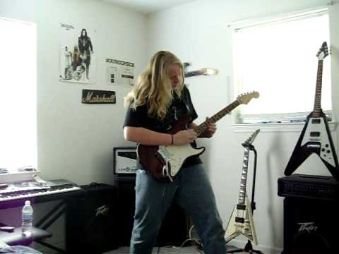 Travis Tidwell Ozzy Audition
