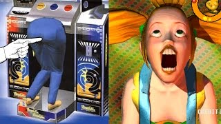 Game | Top 5 Weirdest arcade games ever | Top 5 Weirdest arcade games ever
