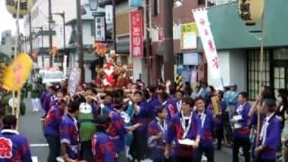 平成21年 竹駒神社 秋季大祭 小神輿巡幸 その2 thumbnail
