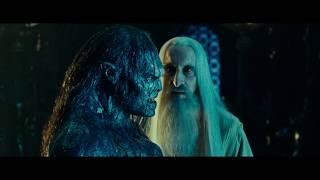 Саруман рассказал Лурцу о происхождении орков. HD