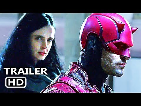 Thumbnail: THE DEFENDERS Official Final Trailer (2017) Netflix, TV Show HD