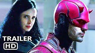 The defenders official final trailer (2017) netflix, tv show hd