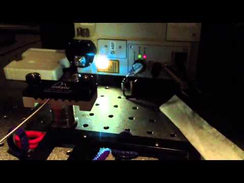 ESio demo on real hardware