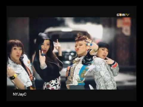 2NE1- Fire (Electro)