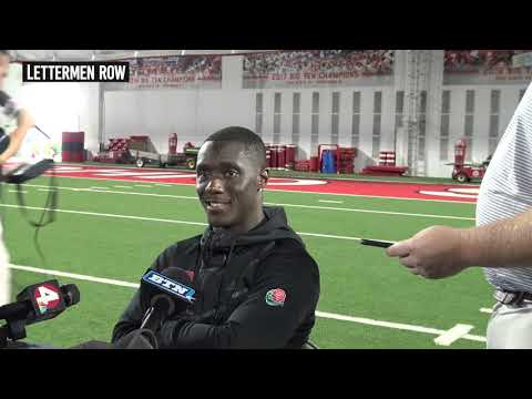 Demario McCall: Ohio State running back talks about expanded role