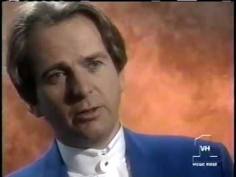 """Peter Gabriel 1995 Interview clip on filming the """"Sledgehammer"""" video"""