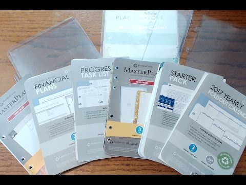 Franklin Covey Planner Accessories Order