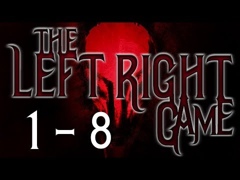 The Left/Right Game: Parts 1 - 8 | Scary Stories from r/NoSleep Mp3